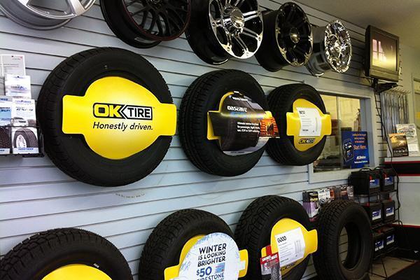 photo OK Tire