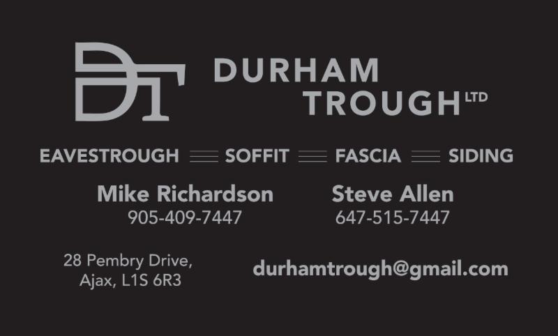 photo Durham Trough Ltd