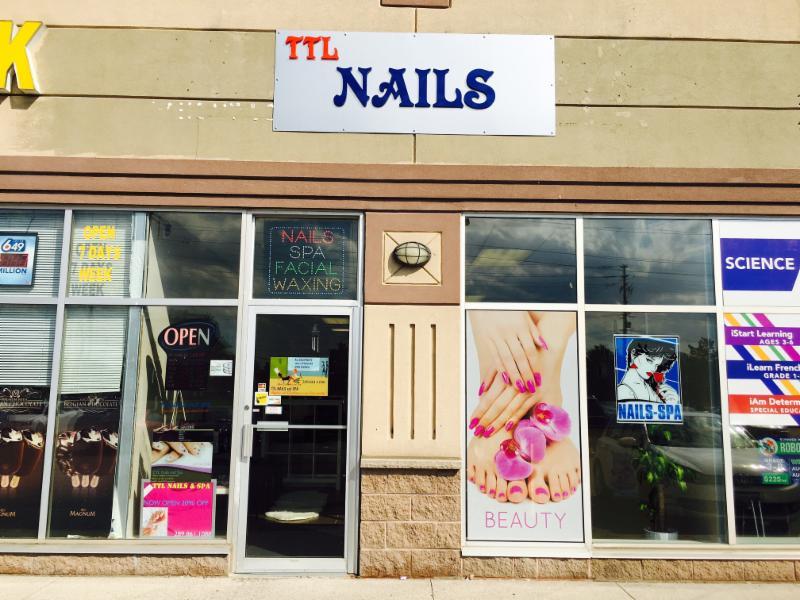 Bes nails spa burlington on 9 1900 walkers line - Burlington nail salons ...