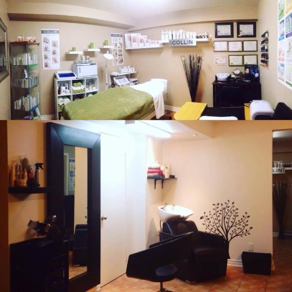 Liliane salon de beaut horaire d 39 ouverture 8701 rue for Horaire bus salon aix