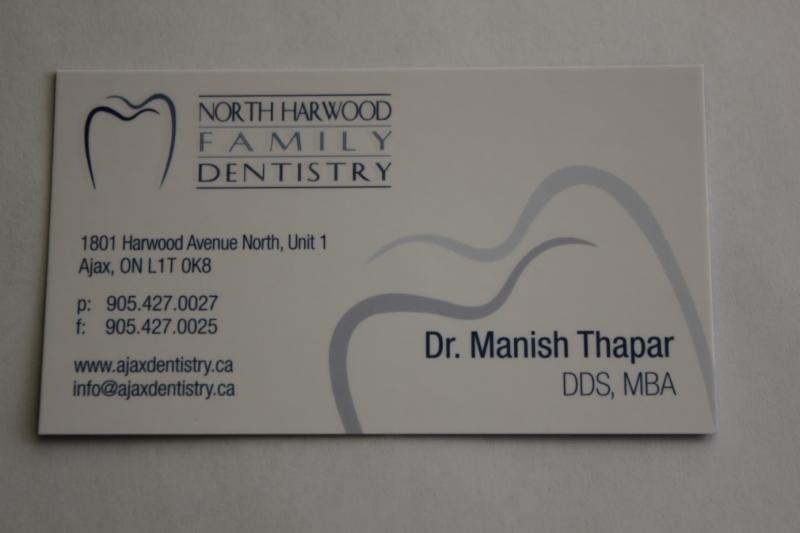 Come in and meet Dr. Thapar. You'll be glad that you did!