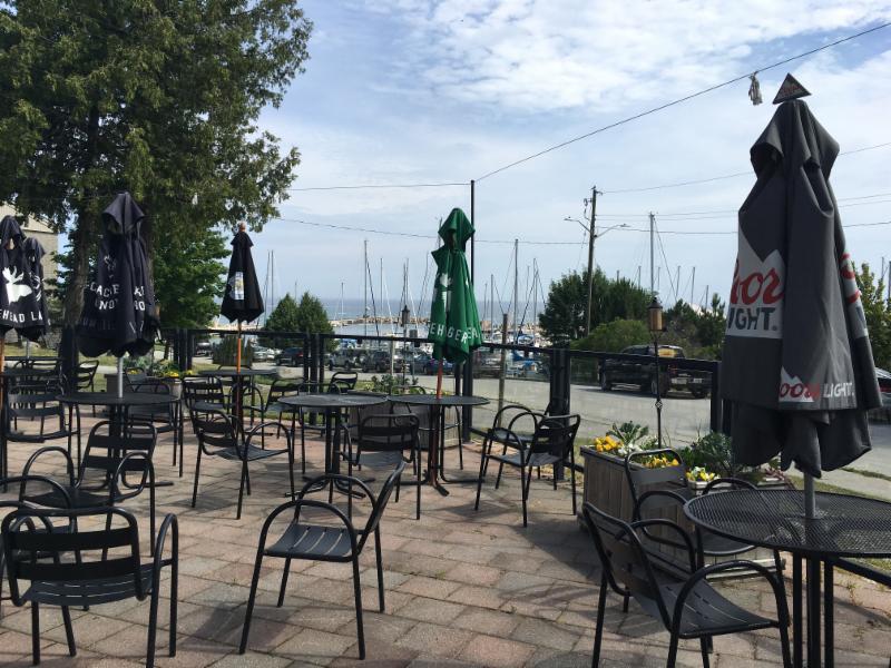 Maiolo S Restaurant Thornbury Ontario