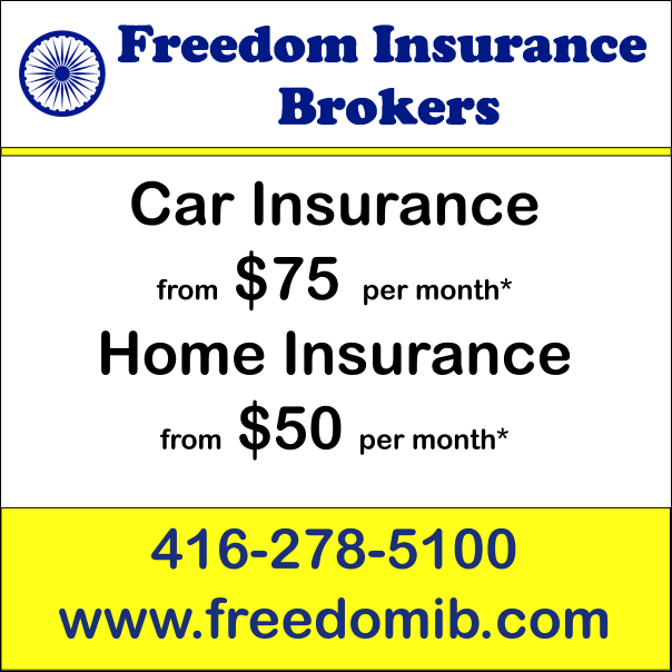 Freedom Insurance Brokers Inc Richmond Hill On 214 9019 Bayview Ave Canpages
