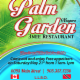 Palm Gardens 3Nee Restaurant And Bar - 905-357-7256