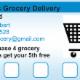 Gilbert's Grocery Delivery Service - Service de livraison - 902-460-8528