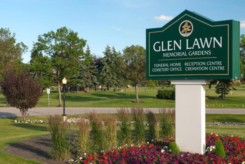 Glen Lawn Memorial Gardens Funeral Home Opening Hours
