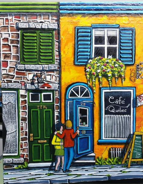 Artiste peintre professionnel bertrand turmel horaire d for Claude robillard piscine horaire