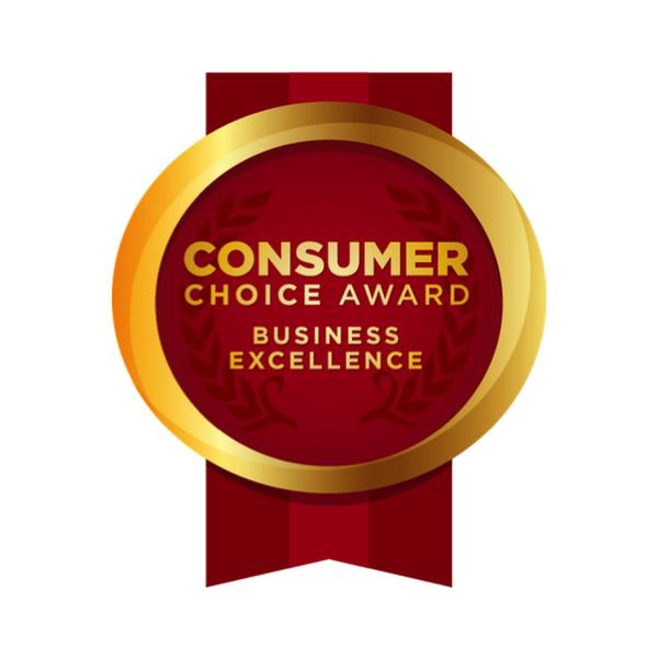 Consumer Choice Winner 2016 and 2017