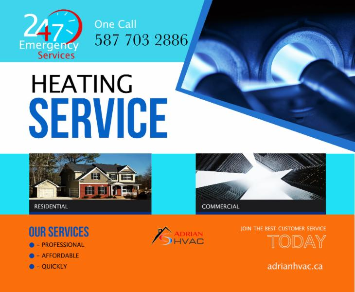 Heating Service Best Price