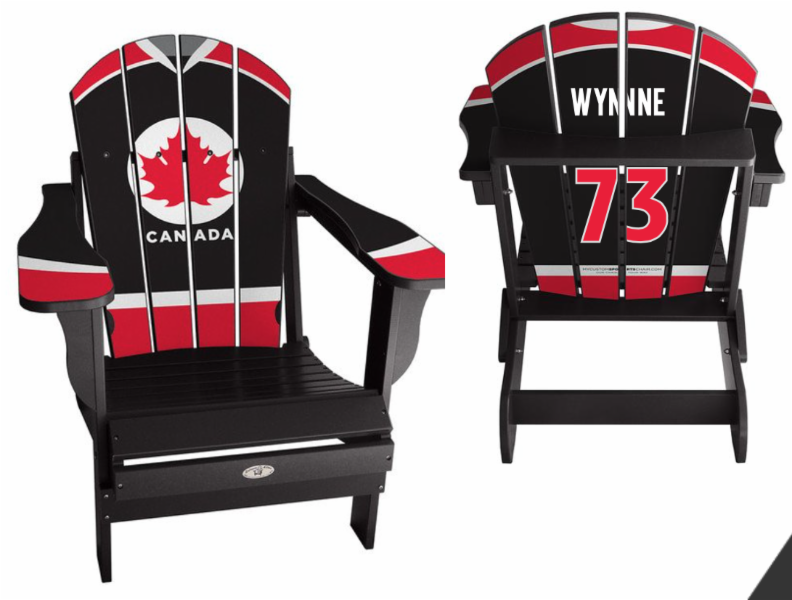 Wynner sports brampton on 250 clarence street canpages for Custom t shirts mississauga