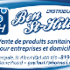 Distribution Ben St-Hilaire BSH - Produits sanitaires - 819-350-4111