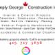 Simply George Construction Inc - Entrepreneurs généraux - 403-707-5698