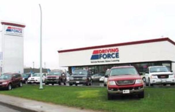 Car Rental Fort St John British Columbia
