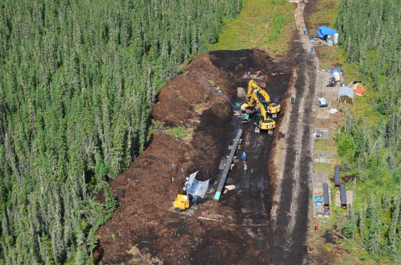 Arnett burgess oilfield construction ltd opening hours for Burgess builders