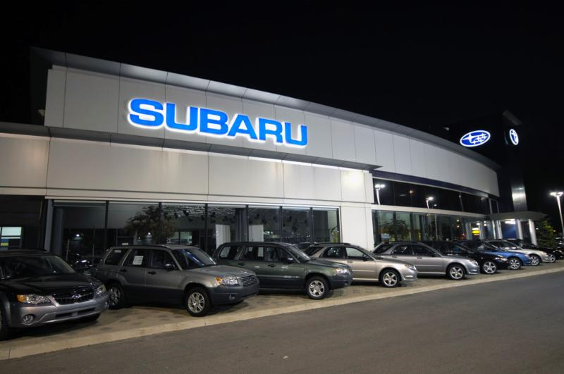 Subaru of mississauga mississauga on 6160 mavis rd for Subaru motors finance address
