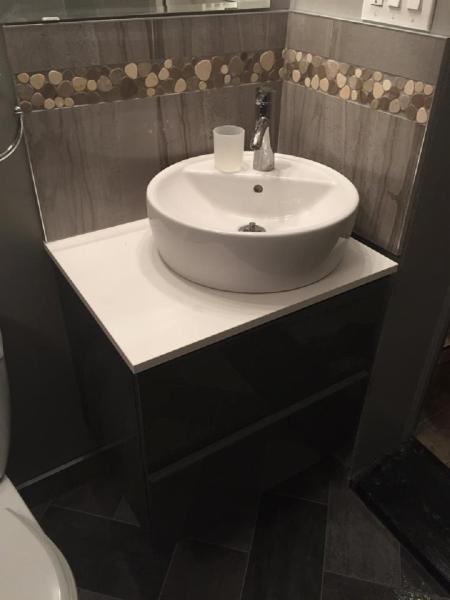 Backsplash Bathroom Remodelling
