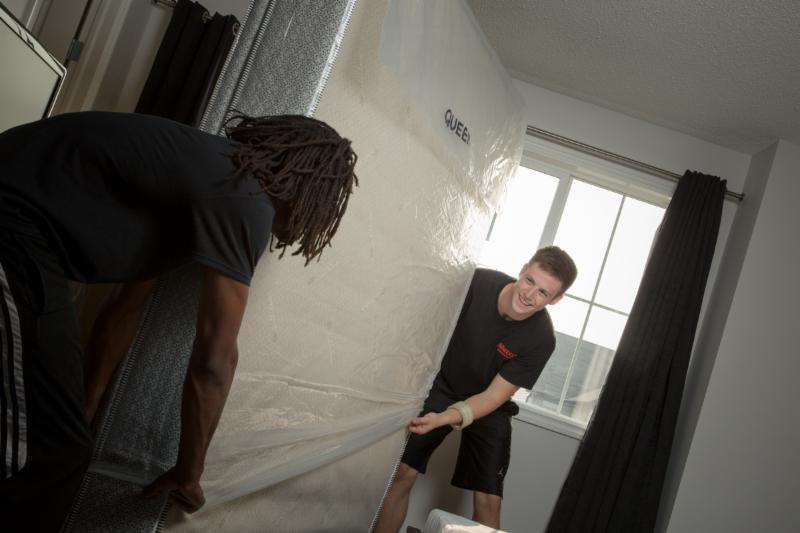 Matco Moving Solutions professional movers can pack all items in your home, big and small.