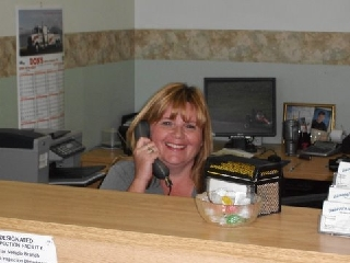 Kathy Hanson - owner