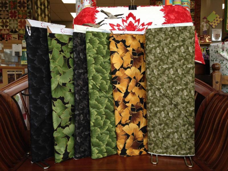 Heathers Fabric Shelf
